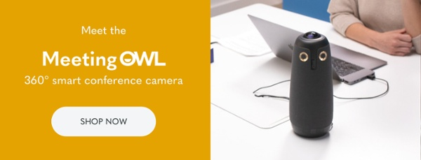 Shop Now Meeting Owl Video Conferencing Camera