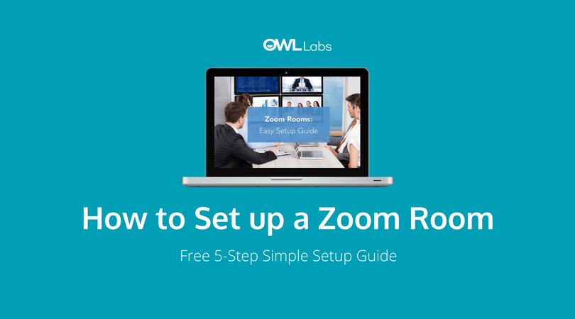 How to Set Up a Zoom Room